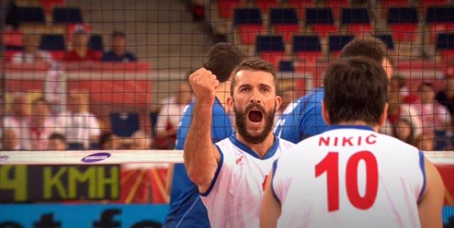 Photo of Trzy punkty dla Serbów, trudne położenie Włochów
