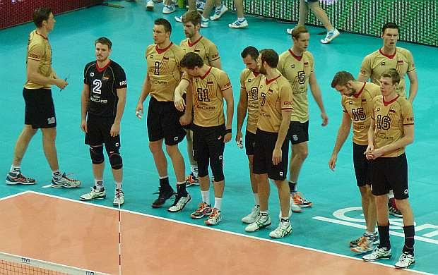 Photo of Niemcy z brązowym medalem