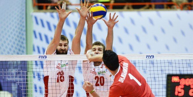 Photo of Polscy siatkarze pokonali Irańczyków