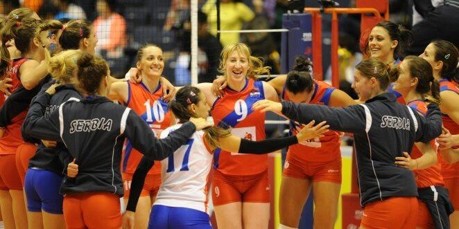 Serbki zapewniły sobie awans na Igrzyska Olimpijskie 2015