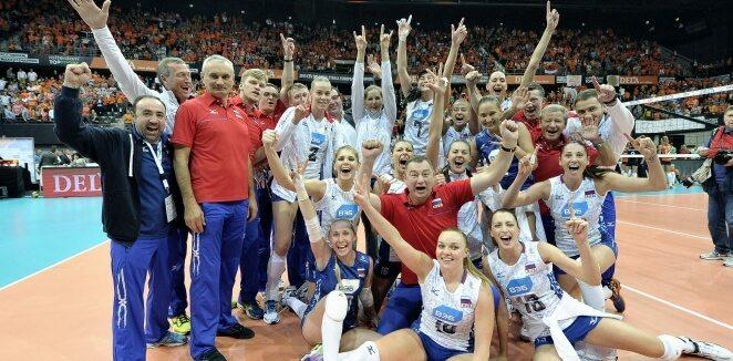 Photo of ME: Rosjanki Mistrzyniami Europy!