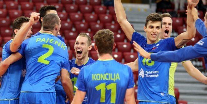Photo of ME: Słowenia pokonała Włochy i zagra w finale!