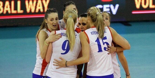 Photo of Mistrzostwa Europy Siatkarek 2017 – tabele