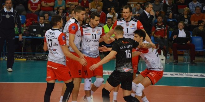 Photo of Liga Mistrzów 2015/2016 Asseco Resovia Rzeszów – #Dragons Lugano