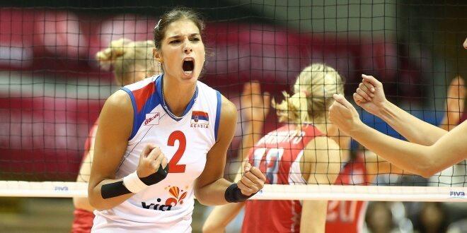 Photo of Jovana Brakocević Canzian wraca do kadry narodowej!