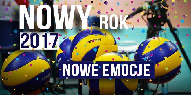 Photo of Nowy rok, nowe siatkarskie emocje