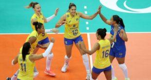 Brazylia ze złotem, Natalia z tytułem MVP