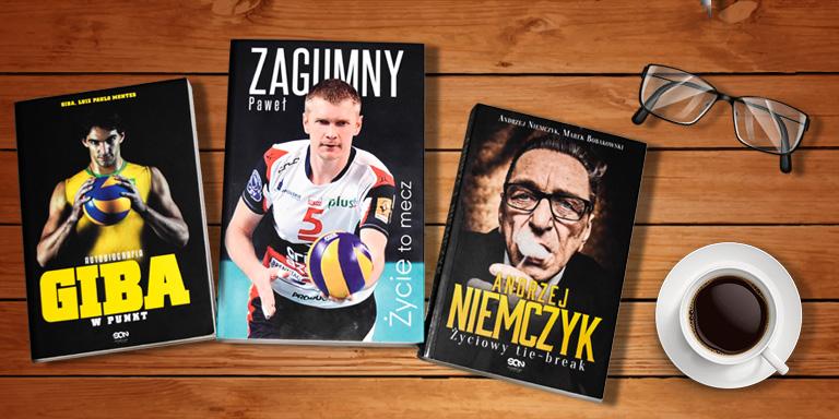 Photo of Książki siatkarskie: autobiografie i biografie siatkarzy