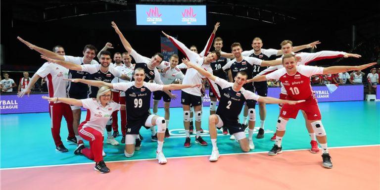 turniej Final Six Ligi Narodów Mężczyzn 2019
