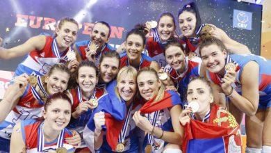 Mistrzostwa Europy siatkarek 2019