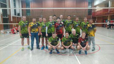 Photo of Astra Warszawa uległa SPS Volley Ostrołęka
