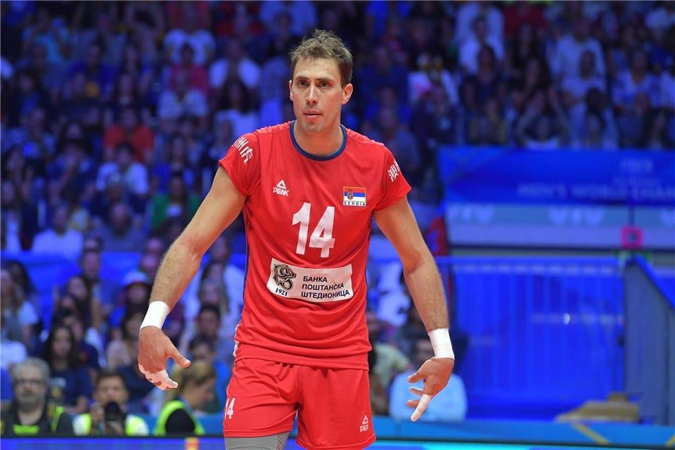 Aleksandar Atanasijevic - atakujący