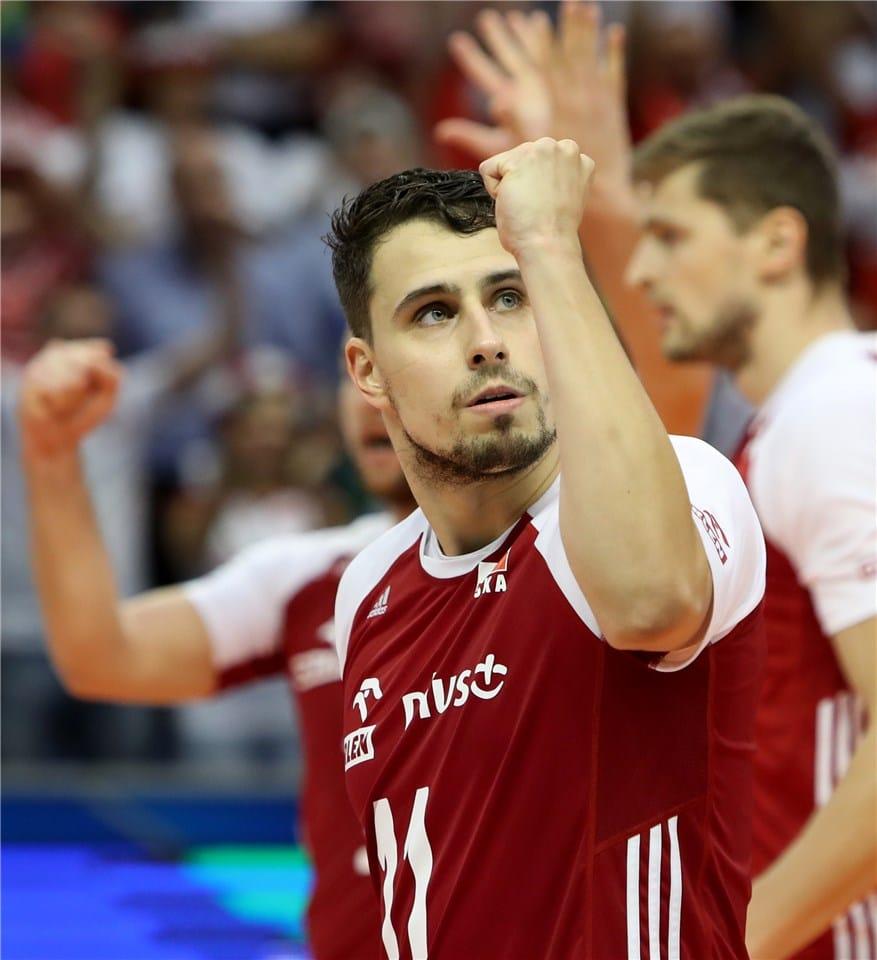 Fabian Drzyzga - rozgrywający