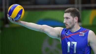 Maxim Michajłow - atakujący