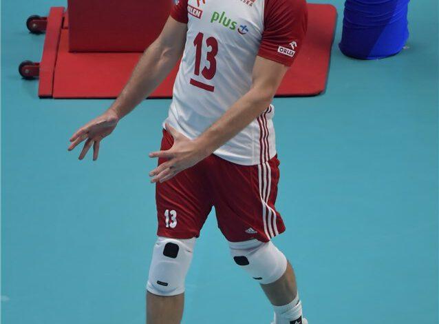 Michał Kubiak - przyjmujący