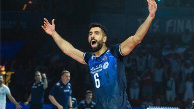 Seyed Mousavi - środkowy