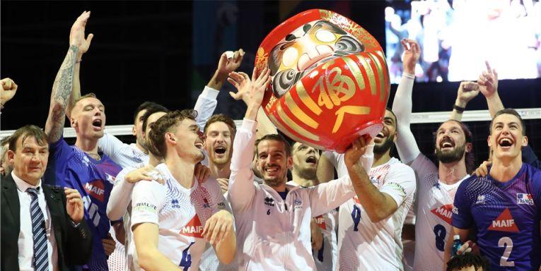 Igrzyska Olimpijskie 2020 - awans Francji